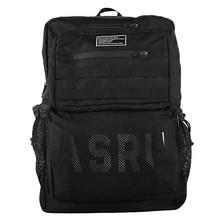 ASRV Sport Removable Backpack Travel Retro Fashion Notebook Backpack Shoulder Bag Computer Function Multifunctional Bag Waterpro
