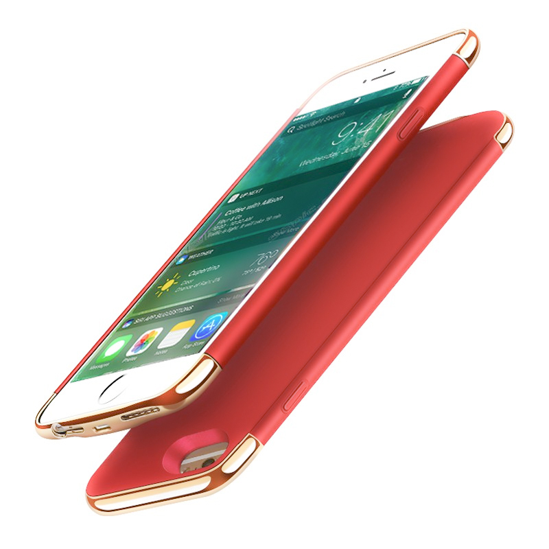 Ultra Slim Battery Case For iphone 6 6 s 7 8 3500 4000mAh Power Bank Case External Backup Charger Case For iphone 6 6s 7 8 plus in Battery Charger Cases from Cellphones Telecommunications