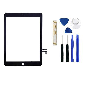 New For iPad Air 1 iPad 5 LCD Outer Touch Screen Digitizer Front Glass Display Touch Panel Replacement A1474 A1475 A1476 image