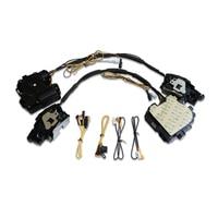 Car soft close automatic door Electric suction lock for Ford Focus ESCORT Taurus Mondeo Ecosport Kuga Edeg Ranger Mustang