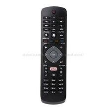 Télécommande de remplacement pour Philips NETFLIX Smart TV 398GR08BEPHN0012HT 1635008714 43PUS6162 398GR08BEPHN0011HL