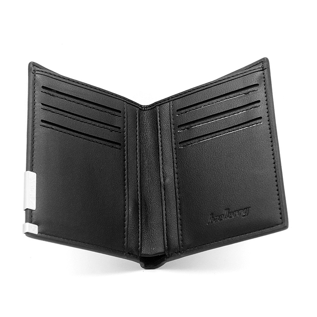 Кошелек HP Snitch Ball мужской, черный бумажник из искусственной кожи с принтом, складной держатель для кредитных карт, короткий кошелек, 2021 5