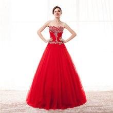 Платье vestido de baile latino mujer 2019 Красный Бальные платья