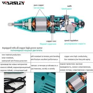 Image 5 - Engraver Electric Drill Dremel Mini Drill DIY Drill Grinder Engraving Pen Grinder Electric Rotary Tool Mini mill Grinding 180W