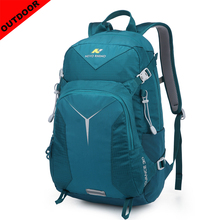 Outdoor Sport Men Backpack High Quality Oxford Waterproof Fabric Unisex Travel Women Red Hiking Bags
