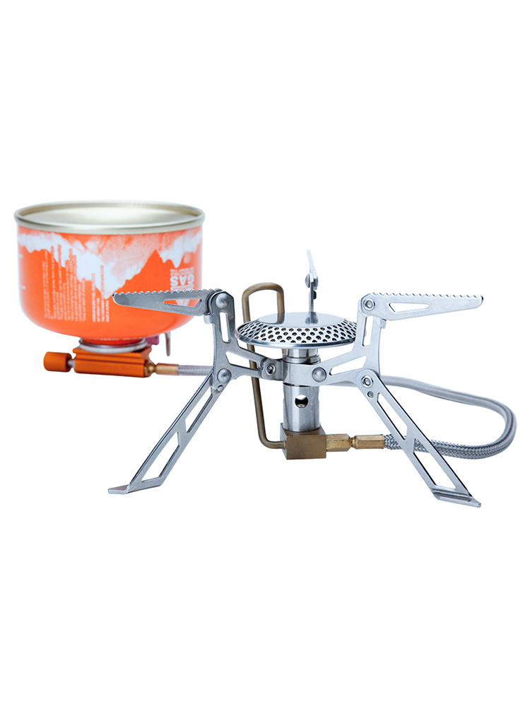 Gas-Stoves Gas-Furnace Ultralight Stainless-Steel Fire-Maple Hiking Outdoor Portable