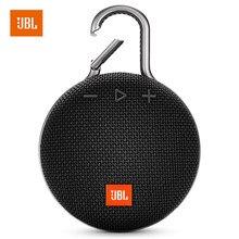 JBL CLIP 3 bezprzewodowy głośnik Bluetooth IPX7 wodoodporny głośnik sportowy zewnętrzne przenośne głośniki z mikrofonem