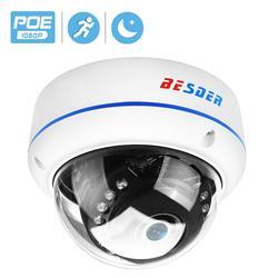 IP-камера BESDER, 2 МП, HD, 1080P, H.265, 1080P, Onvif, P2P, 48 В, POE, RTSP, XMEye