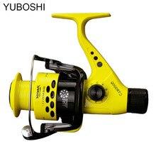 Yuboshi molinete de pesca série CTR2000-7000, linha fina de afinamento, força de descarga, roda de pesca traseira