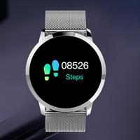 Q8 Color Screen Smart Watch Bracelet Heart Rate Monitoring Sports Smart Watch Information Call Reminder