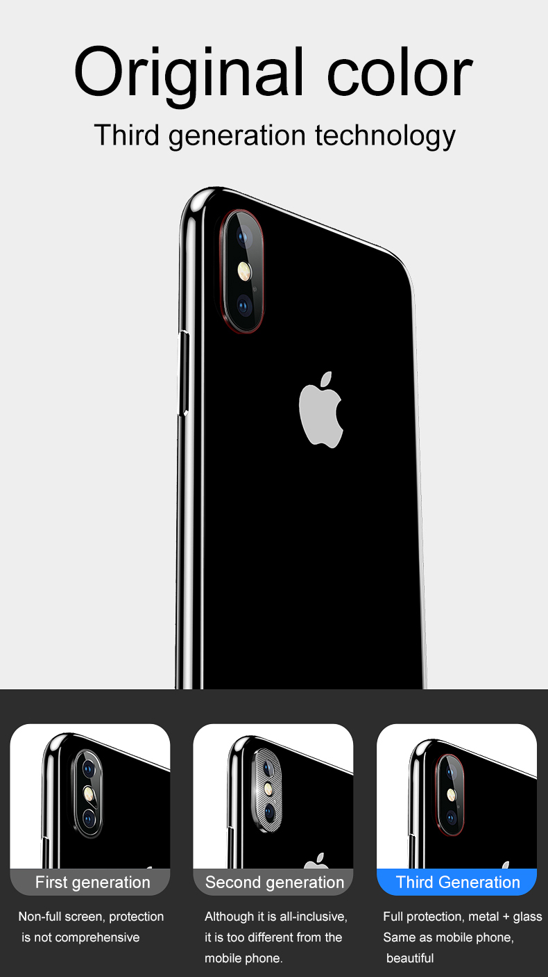 Back Camera Lens Protector Protective glass For iphone 11 x xr xs max Tempered Glass flim protection glass on iphone 11 Pro MAX H32c82c4ddec44aadad8be081ffacb4eef
