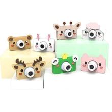 24,0 МП HD мини-камера для детей, цифровая видеокамера с мультипликационным принтом для детей, перезаряжаемая камера для съемки, игрушки, подарки для детей