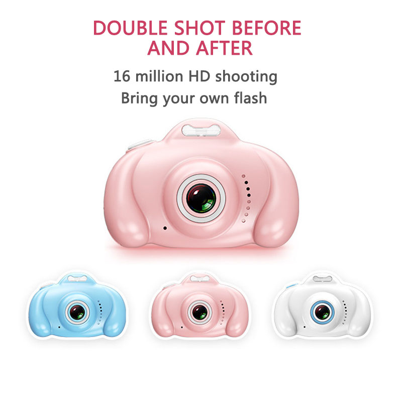 Newest Children Mini Digital Toys Camera 1080P HD Screen Camera Recorder Camcorder Language Switching Toys For Kids Xmas Gift