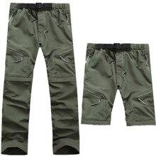 Daiwa рыболовные брюки мужские Romovable полный/половина длины Открытый Рыбалка Пешие прогулки Кемпинг Лоскутные дышащие ветрозащитные рыболовные брюки