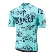 summer of 2019 new morvelo various styles short sleeve cycling jerseys choose and buy/Cycling shirt