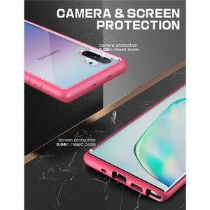 Image 5 - Supcase Voor Samsung Galaxy Note 10 Plus Case (2019 Release) ub Stijl Premium Hybrid Tpu Bumper Beschermende Clear Pc Back Cover