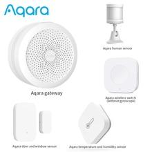 Temperature-Sensor Aqara-Switch Gateway Zigbee Xiaomi Control Hub-Motion Window Mijia-App
