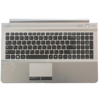 New Russian Keyboard for SAMSUNG RC510 RC520 RU laptop keyboard With Palmrest COVER