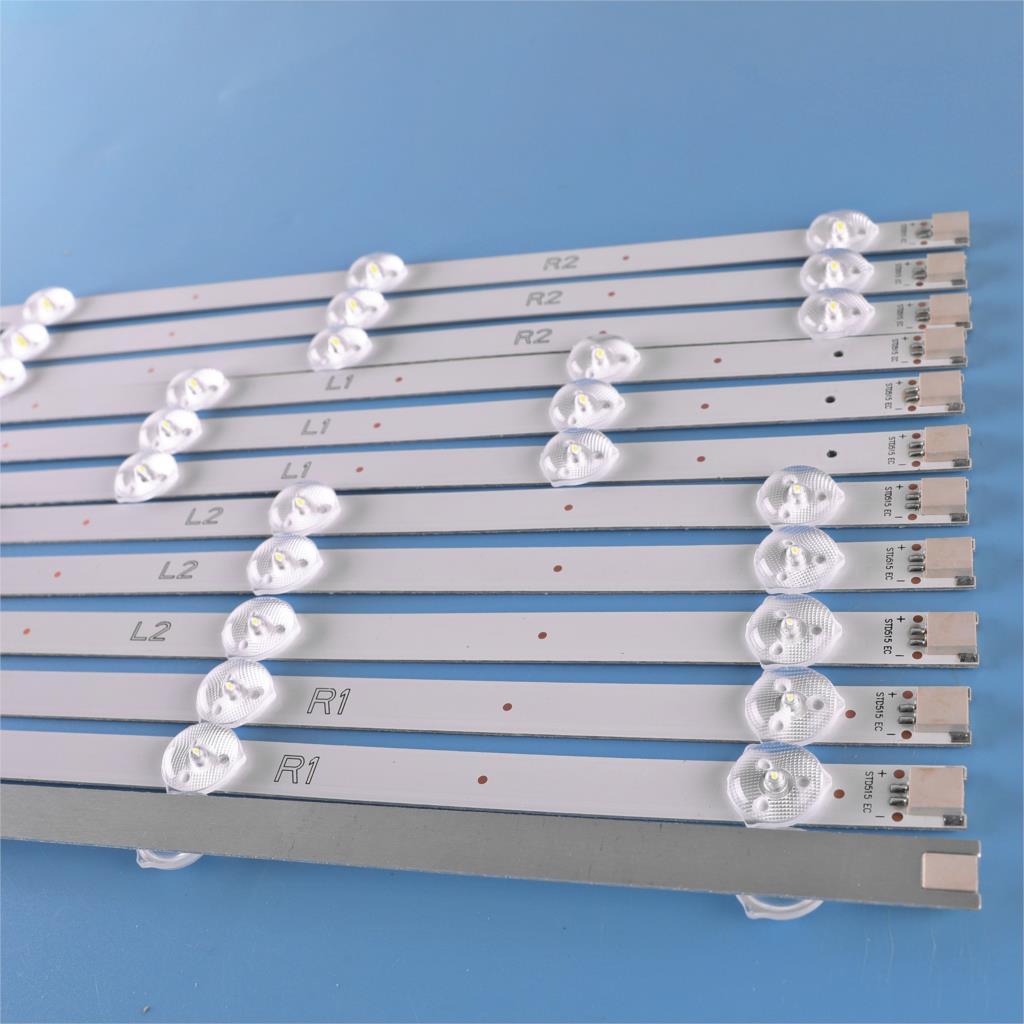 Image 2 - (New Original Kit) 12 PCS LED backlight strip for LG TV 47LA620S  6916L 1259A 6916L 1260A 6916L 1261A 6916L 1262A LC470DUEIndustrial  Computer