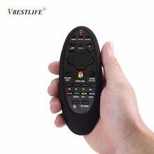 נגד ירידה עמיד הלם מגן סיליקון Case כיסוי עבור Samsung חכם טלוויזיה מרחוק בקר BN94 07557A BN94 07469 UA55H6400J