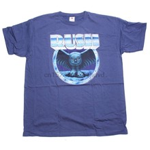 Rush T Shirt From Old Skool Hooligans Fly By Night Retro Picture 100 Official(China)