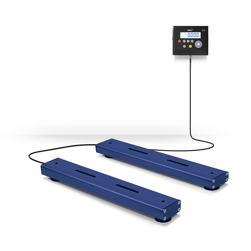 GRAM 1.5 Ton / 0.5kg Hot Sales Industria Beam L Scale Cattle Weighing Scale Animal Weight Scales