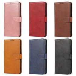 Casos para xiaomi redmi nota 8 pro capa caso luxo fecho magnético flip carteira de couro sacos de telefone em xiomi redmi nota 8t coque