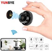 YUNSYE 1080P mini camera WIFI camera smart home surveillance camera infrared night vision motion detection baby monitor V380 Pro
