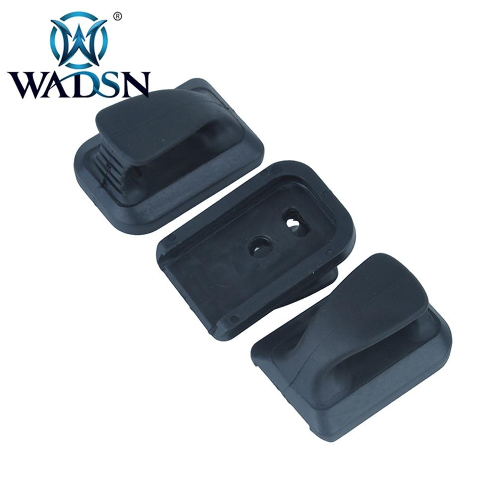 WADSN Tactical SPEEDPLATE FOR TM G17 (Marui Glock) Airsoft Pistol Magazine Speedplate Softair Speed Plate Paintball Accessories