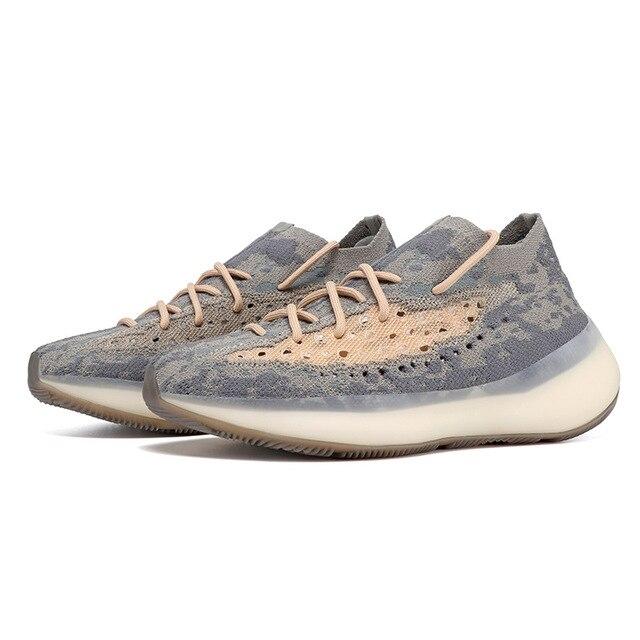 2020 nova malha respirável anjo estrelas oco reflexivo esportes tênis de corrida leve resistente ao desgaste sapatos de altura do deslizamento 2