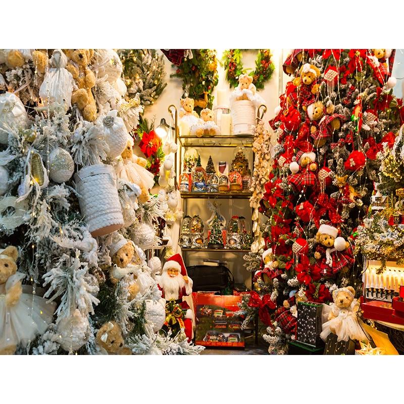 Купить виниловый фон shuozhike 20826sd 02 для рождественской фотосъемки