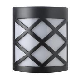 Gorąca sprzedaż doprowadziły światła słonecznego wodoodporna IP65 LED energia słoneczna lampa długa żywotność do montażu na ścianie dla ogród ulicy światła zewnętrzne