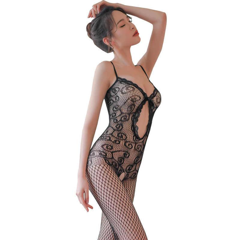 섹스 제품 핫 자카드 bodystockings 여성 에로틱 란제리 여성 fishnet teddies 메쉬 투명한 바디 수트 에로틱 한 친밀한