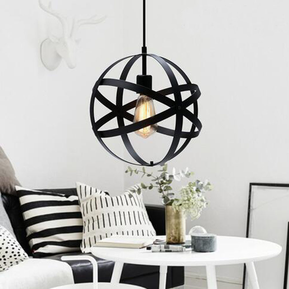 Nordic Glass LED  Pendant Lights  Living Room  Home Decoration E27 Light Fixture Hanging Lamp Deco Chambre Luminaria Pendente