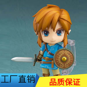 Cute Clay Zelda Legend 733 # Link Breath of the Wild-Face Transplant Garage Kit