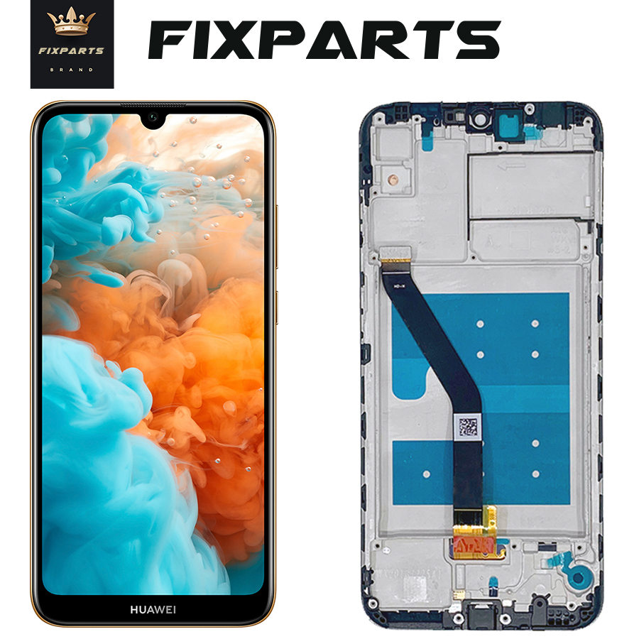 Original LCD Huawei Y6 2019 LCD Display Touch Screen Digitizer Huawei Y6 Prime 2019 LCD MRD-LX1f LX1 LX2 LX3 L21 L22 Y6 Pro 2019