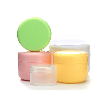 5PCS/Lot Refillable Bottles Cream Lotion Spray Bottle Refillable Box Cosmetic Container Empty Cosmetic Jar цена 2017
