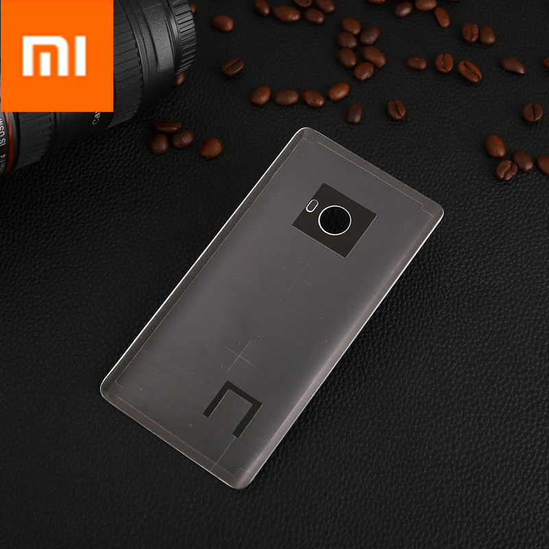 Image 5 - Original Xiaomi Mi Note 2 Back Cover 3D Glass Rear Battery Door Housing bag With Adhesive Glue and LOGO For MI NOTE2 Phone Case-in Mobile Phone Housings & Frames from Cellphones & Telecommunications