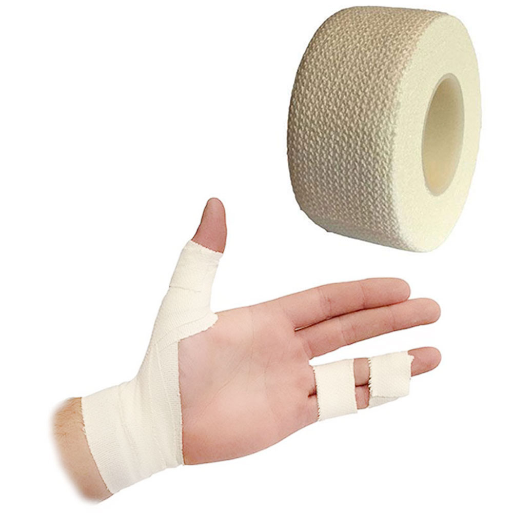HOT 1/3/5 PCS Medical Bandage First Aid Adhesive  Bandage Hand Band Adhesive Stretch Band Wrist Sports Protective Bandage