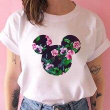 2020 novo hipster combinando t camisa bonito do feriado t mulheres silhueta de adorável orelhas grandes camiseta camisa menina tumblr t