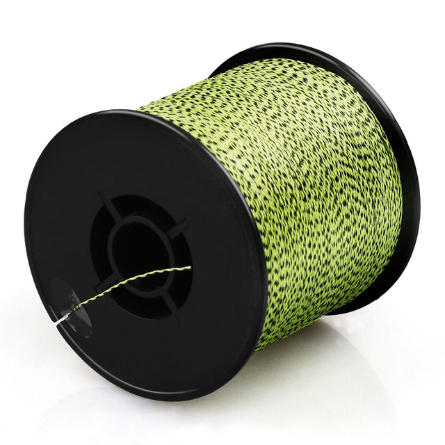 Braided fishing line accessories