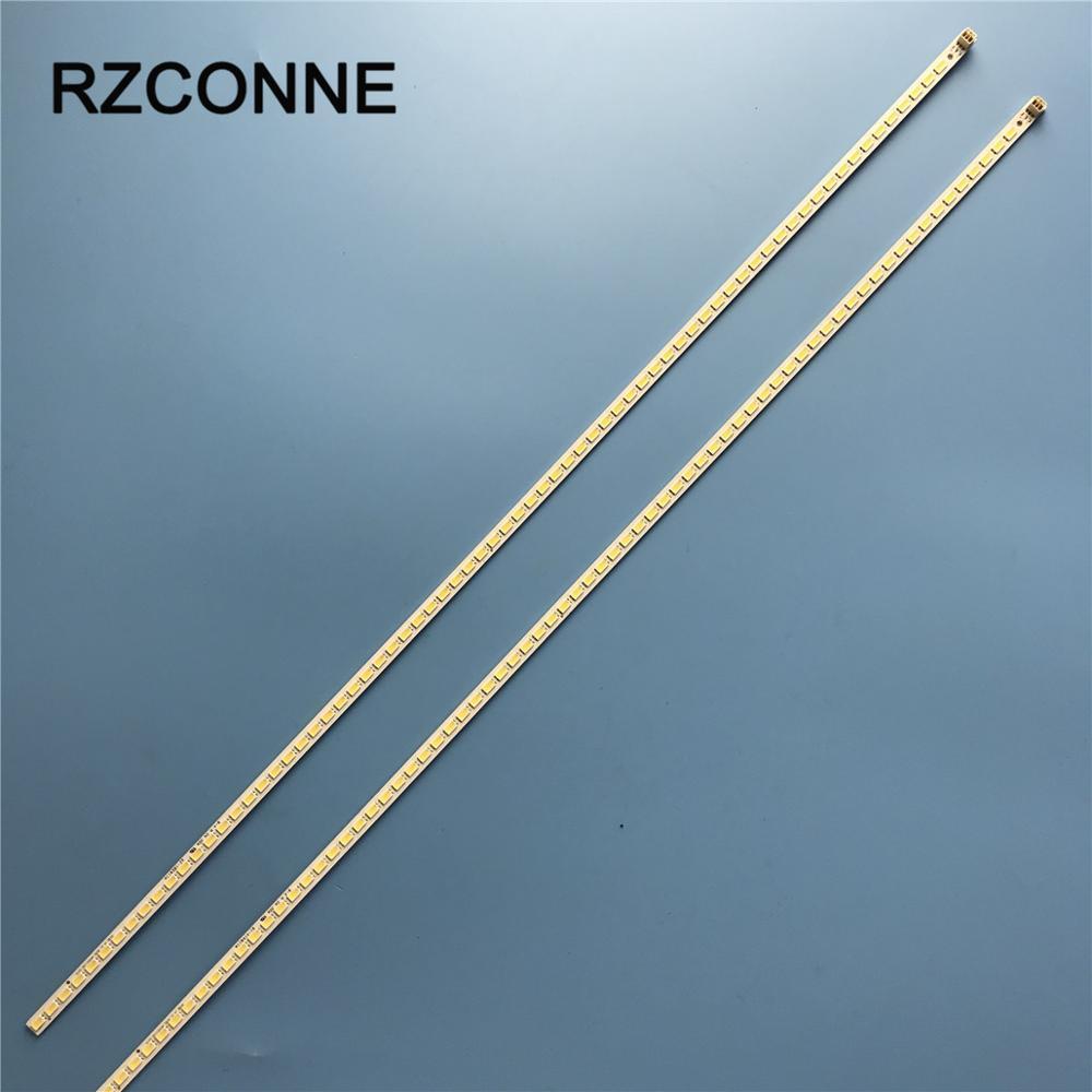 2pcs LED Strip 72leds SLED 2011SGS46 5630 72 H1 REV0 LJ64-03035A For Samsung LTA460HJ15 LTA460HJ14 LTA460HQ12