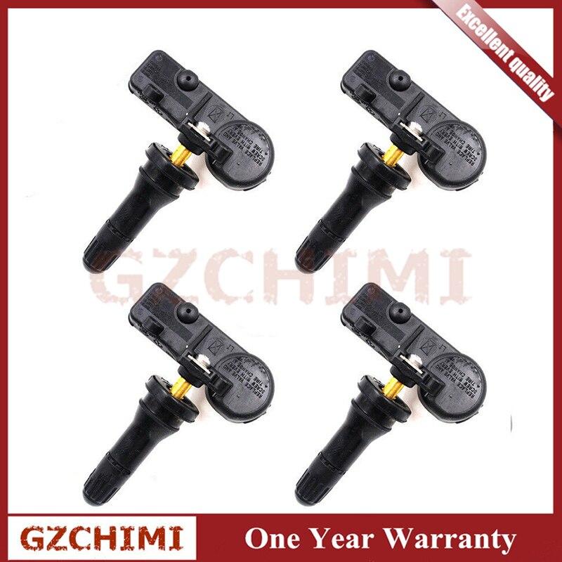 4 Pcs/lot 68137699AA 56029319AC For 08-10 Dodge Dakota Ram 1500 2500 3500 TPMS Tire Pressure Sensor Valve Stem