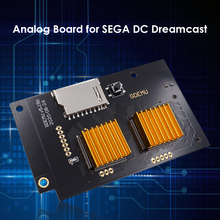 Free Disk Optical Drive Simulation Board Module For GDEMU DC Dreamcast V5.15B Game Console Machine Replacement Parts New