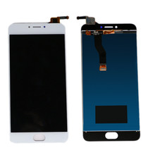 For MEIZU M3 Note Full LCD Display Touch Screen Digitizer Assembly Replacement Parts 100% Tested недорого