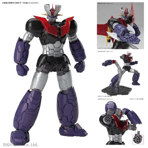 Image 4 - Bandai Assembling Model Gundam HG 1/144 Demon Z Theatrical Edition INFINITY Armored Mannequin Action Figure Kids Toy Gift