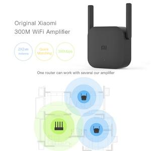 Image 5 - オリジナルxiaomi wifiアンププロルーター300メートル2.4グラムリピータネットワークパンダ範囲エクステンダーroteader miワイヤレスルーターのwi fi