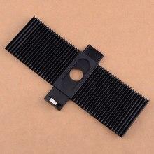 Caixa de velocidades do carro transmissão selector console cego alavanca à prova poeira capa 8699465 apto para volvo c30 c70 s40 v50