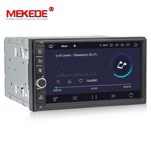 Image 3 - MEKEDE PX5 4+64G 2 Din 7 Android 9.0 Universal Car Radio Double din Stereo GPS Navigation In Dash Pc Video WIFI USB 2din BT
