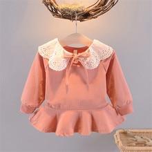 New Spring Autumn Toddler Girl Dress Baby Dress Long Sleeve